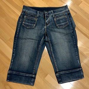Ricki's women's Revolution jean shorts - size 29/8